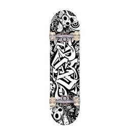 Wholesale Winmax Outdoor Professional Heat Transfer Pattern Maple Longboard Skateboard for Adult or Children Action Sports Skateboarding