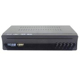 Definición entorno en venta-ISDB-T Digital Set Receptor de señal de alta definición HD 1080P HDMI MPEG-2 / -4 H.264 ISDB-T Sintonizador de TV para Brasil Filipinas