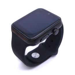 2017 apple iphone montres intelligentes DM09 Montre GT08 U8 DZ09 Montres intelligentes pour Smartphone Apple iPhone iWatch et Samsung LG Sony Support SIM montres-bracelets DHL noir bon marché apple iphone montres intelligentes