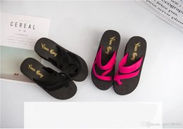 platform shoes women sandal wedges summer slippers eva open toe