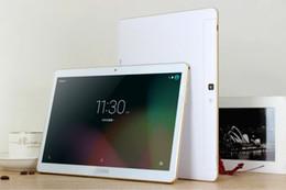 Compra Online Ips tableta al por mayor-La nueva llamada del núcleo del cuadrángulo PC de la tableta de 10 pulgadas tableta androide SIM HD IPS pantalla GPS de la navegación WIFI + auriculares + paquete al por menor PC de la tableta al por mayor