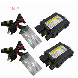 GOOD 12V 35W H4-2 Hi Low Beam Xenon HID Conversion Slim Kit 4300K-12000K