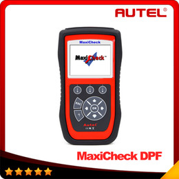 Wholesale 2016 original Autel MaxiCheck DPF Reset Special Application Diagnostics Update Online High quality