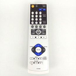 2017 vidéo rc Vente en gros - Télécommande d'origine d'origine RC-660S pour ONKYO AUDIO CD CR-315 CR-315DAB CR-315S CR-325 peu coûteux vidéo rc
