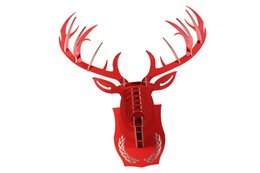 Over The Seas hanging animal series moose head hanging Home Furnishing fashion decoration office living room wall decoration