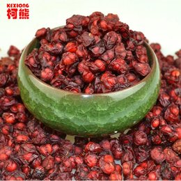 Wholesale C TS048 Promotion Highly Recommended Super Chinese Schisandra Berries Chinese Top Grade Herbal Tea green food for health