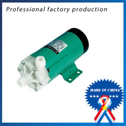 Wholesale Centrifugal Magnetic Drive Water Pump MP R HZ V Impeller pumping photo development industry chemical liquid Aquarium