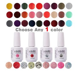 Wholesale Colorful ml Arte Clavo Gelpolish Choose Gel Lacquer UV Gel Soak Off Cosmetic Nail Polish Nail Gel