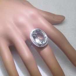 Livraison gratuite Sol 14K blanc or véritable diamant Aquamarine Sparkly naturel diamant très agréable (R0132) à partir de bague en or aquamarine fournisseurs