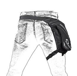 CUCYMA Outdoor Men Waterproof Oxford Thigh Drop Waist Leg Bag Waist Pack Bag Casual Travel Bag Motorcycle Phone Purse Fanny Pack Waist Packs