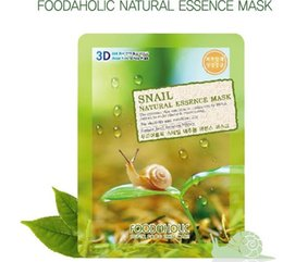 Wholesale Korean Cosmetics FOOD HOLIC D Natural Beauty Mask A Variety Of Optional Face Mask for Whitening Moisturizing Skin