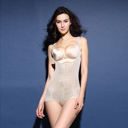 Wholesale Christmas Corset For Women - Famous Fashion Designer Design Christmas Style lace woman corset shaper in bodysuit shapers Shapewear For Shaper Waist Trimmer