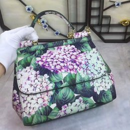 2017 spring and summer new style anchor printing star fashion clamshell bag top quality shoulder diagonal cross female bag 25CM
