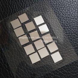 Filtro de paso de banda de filtro de paso de banda corta de 5pcs 850nm filtro de visión nocturna Squre