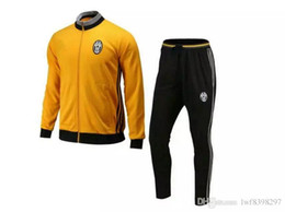 Wholesale all soccer teams the best quality football zipper jackets free football jacket