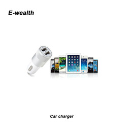 100% fast charge for 5V1A 5V 2A, he adaptive Samsung GALAXY Note4 5 S6 S7 edge car charger adapter