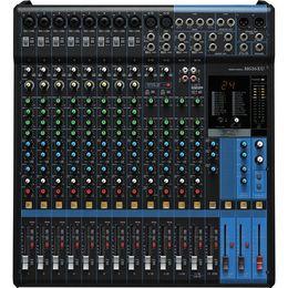 Wholesale MG16XU Channel Mixing Console Mixer MG16XU Input KTV band effect professional mesa Audio mixer