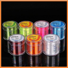 Hot Selling New Arrival 500m Z60 Daiwa Series Super Strong Japan Monofilament Nylon Fishing Line YX012 Without Plastic Box