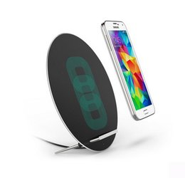 Wholesale Samsung mobile phone wireless charger Samsung QI standard standard hot burst genuine support