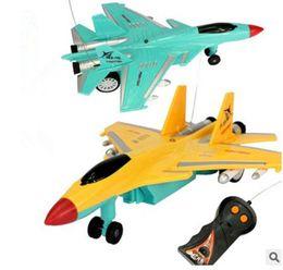 2017 aeroplano juego Avión de control remoto al por mayor-último, avión modelo, juguete del plano del juego de los niños, juguete al aire libre de la tierra aeroplano juego baratos
