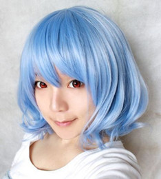 100% Brand New High Quality Fashion Picture full lace wigs> Anime Touhou Project Remilia Scarlet Wig Cos Porp STANDARD Cosplay Wig