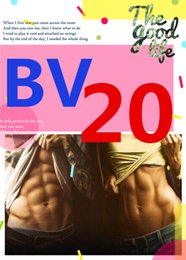 on Hot Sale New Routine Course BV 20 Aerobics Fitness Exercise Pull rope training small ball BV20 Video DVD + Music CD Free Shipping