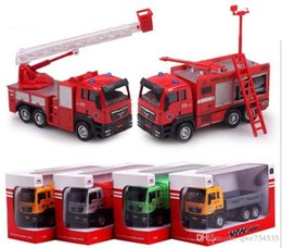 educational toys for children cementing truck set model car