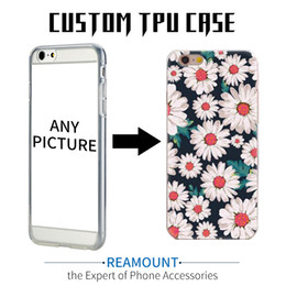 2017 New Fasion Custom DIY Phone Case Transparent Soft Slim Silicone Tpu Case Cover for Mobile Phone Case for iphone 7 7plus