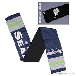 Wholesale 2016 New Arrivals Seahawks Football Jerseys Scarf Free Drop Shipping Mix order lymmia