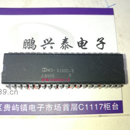 Wholesale Harris M3 C Vintage microprocessor IM6100 Old cpu Collectible dual in line pin PDIP package Electronic Component M3