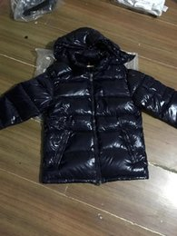 Wholesale Great quality Famous Brand Men Down Coat small Logo Cotton Padded Winter Clothes Mon Down Jackets Parkas