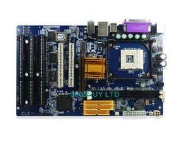 Wholesale 845gv motherboard isa slot belt isa slots motherboard with VGA LAN ISA slot socket ATX motherboard