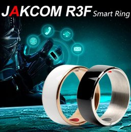 Wholesale Smart Rings Wear Jakcom New Technology NFC Magic Jewelry R3F R3 MJ02 NFC Magic For iphone Samsung HTC Sony LG IOS Android Ios Windows