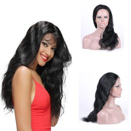 Full Lace Human Hair Wigs For Black Women 150% Density Brazilian Body Wave Remy Hair Wigs Pre Plucked Natural Hairline 6-24 Inch