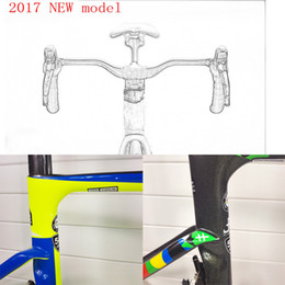 Wholesale 2017 T1000 UD TOP NEW cycling carbon road frame bike frameset aero bicycle handlebar stem brake taiwan eisen can be XDB shipping
