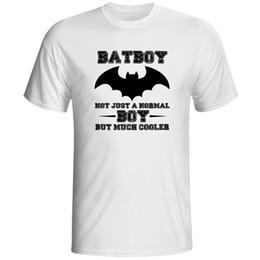 Bat Boy Girl Bro Sis Mom Dad T-shirt Super Hero Skate Creative Funny T Shirt Brand Style Novelty Women Men Top
