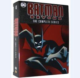 Wholesale Batman Beyond the whole Series Movie Discs Set US Version Boxset New