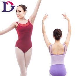 Free shipping A2001 new dance lace leotard camisole sexy dance leotards