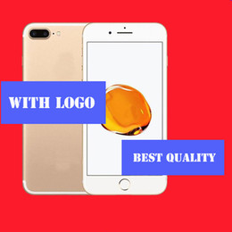 Wholesale BEST REAL TOUCH ID Goophone i7 plus G LTE Octa Core MTK6592 inch IPS G RAM G ROM show GB MP Camera smartphones