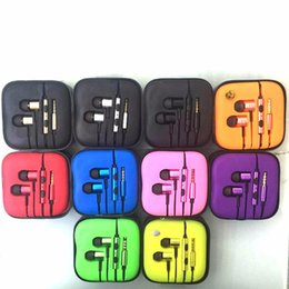 Wholesale xiaomi Colorful Piston Heavy Bass Headset Noise Canceling handsfree For iPhone s plus Xiaomi samsung s6 s7 edge Earphone Basic Stereo