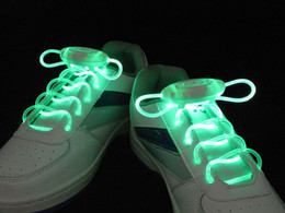 Factory Wholesale good quality shoe lace lights,glow in the dark laces,led shoes laces,Disco Party Skating Sports Glow strings