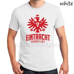 Germania Eintracht Francoforte club Frankfurt am Main SGE Die Adler Aquila fan red T shirt Camiseta Marc Stendera Seferovic HASEBE