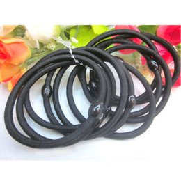 Super cheap cheap black rubber high elastic black bars FS00119