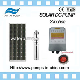 Wholesale JINTAI years warranty solar water pump system for borehole deep well dam river farm home use or irrigation