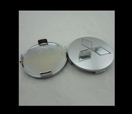 Mitsubishi Wheel Center Hub Caps Lancer Gallant EVO Eclipse 50mm