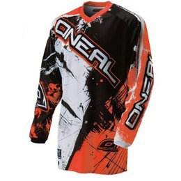 2017 Downhill Jersey Mountain Bike Motorcycle Cycling Jersey mountain bicycle shirt Clothes for Men MTB T Shirt DH MX Jersey