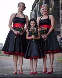 Онлайн платья черные красные