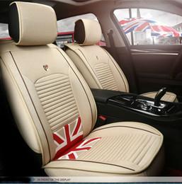 CONCERTO CRV CRX Élément honda sièges de voiture couvre sièges coussins 5 couleurs British style chaud vente siège couvre auto à partir de voitures d'éléments fournisseurs