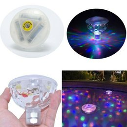 Wholesale Amazon underwater lights hot product models baby bath shower colorful toys water bleaching lights