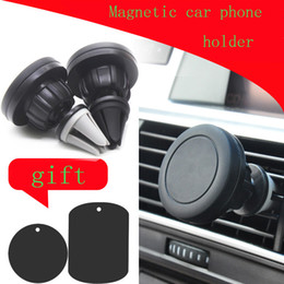 Toney Magnetic Adjustable Rotatable Car Vent Mobile Phone Holder for iPhone for Huawei